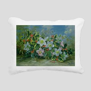 lly - Rectangular Canvas Pillow