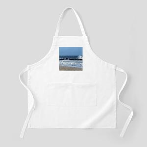 Ocean Beach Rocks Cape May Shower Curtain Apron
