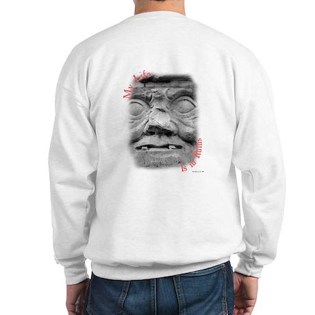 Copan, Honduras Maya archaeology Sweatshirt