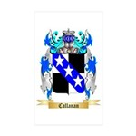 Callanan Sticker (Rectangle 10 pk)