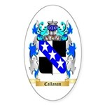 Callanan Sticker (Oval 10 pk)