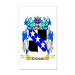 Callanan 35x21 Wall Decal