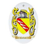Callan Ornament (Oval)