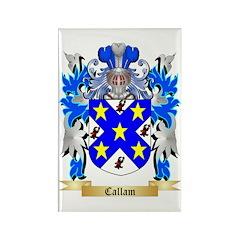 Callam Rectangle Magnet (10 pack)
