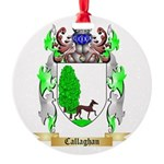 Callaghan Round Ornament