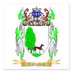 Callaghan Square Car Magnet 3