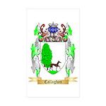 Callaghan Sticker (Rectangle 10 pk)