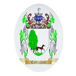Callaghan Ornament (Oval)