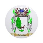 Callaghan Ornament (Round)