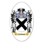 Calhoun Sticker (Oval 10 pk)