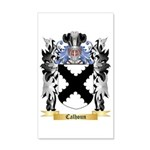 Calhoun 35x21 Wall Decal