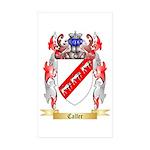 Calfer Sticker (Rectangle 50 pk)