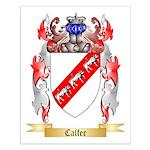 Calfer Small Poster