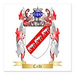 Calfe Square Car Magnet 3