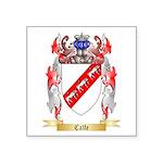 Calfe Square Sticker 3