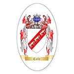 Calfe Sticker (Oval 50 pk)