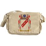 Calfe Messenger Bag