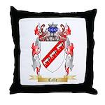 Calfe Throw Pillow