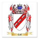 Calf Square Car Magnet 3
