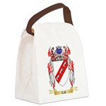 Calf Canvas Lunch Bag