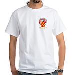 Caley White T-Shirt