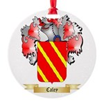Caley Round Ornament