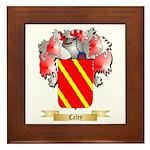 Caley Framed Tile