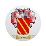 Caley Ornament (Round)
