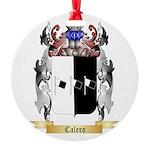 Calero Round Ornament