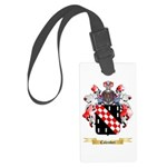 Calender Large Luggage Tag