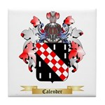 Calender Tile Coaster