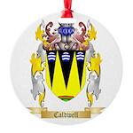Caldwell Round Ornament