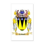 Caldwell 35x21 Wall Decal