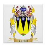 Caldwell Tile Coaster