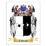 Caldroni Small Poster