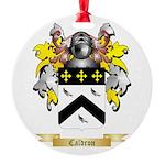 Caldron Round Ornament