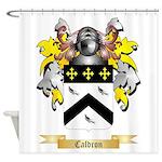 Caldron Shower Curtain