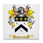 Caldron Tile Coaster
