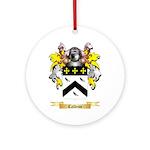 Caldron Ornament (Round)