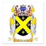 Caldicourtt Square Car Magnet 3