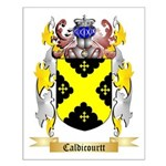 Caldicourtt Small Poster