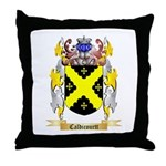 Caldicourtt Throw Pillow
