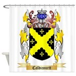 Caldicourtt Shower Curtain