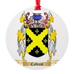 Caldicot Round Ornament