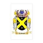 Caldicot Sticker (Rectangle)
