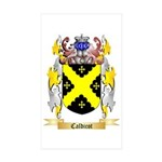 Caldicot Sticker (Rectangle 10 pk)