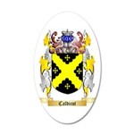Caldicot 35x21 Oval Wall Decal