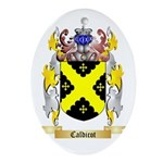 Caldicot Ornament (Oval)