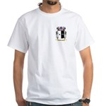 Caldeyroux White T-Shirt