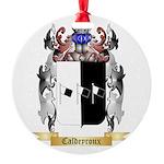 Caldeyroux Round Ornament